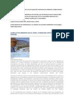 Dos Decadsas de Mineria en La Zona Ha Generado Contaminacion Ambiental y Desplazamiento de Comunidades