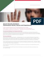 SSC 20120412 External US Handout SecuritySolutionsConsulting
