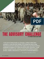 The Advisory Challenge - SW Jan-Feb 08