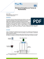 WEG Solucao de Eficiencia Energetica Em Torres de Resfriamento Estudo de Caso Portugues Br