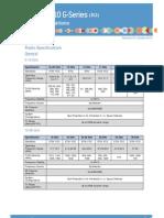 IP-10 G-Series System Specifications - V30!10!2010b