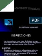 INSPECCIONES  DE TRABAJO SEGURIDAD.ppt