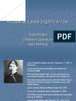 A Look at Laura Ingalls Wilder