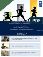 MDG Acceleration Framework_Presentation_3 Nov 2010