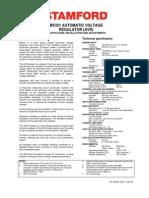 MX321 Manual