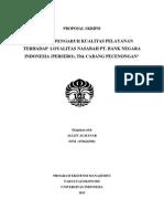 Proposal Skripsi Al2