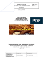 Virtual Plant Proceso Panaderia