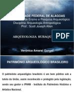 Apresentação NEPA Arqueologia Subaquática