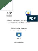Extensao de Rede Partilhada Ministerio Da Educacao Gabinete Do Vice Ministro