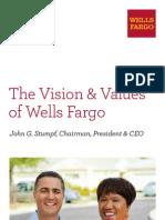 VisionandValues WellsFargo