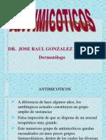 Antimicoticos Topicos y Sistemicos
