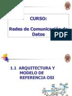 01 Arquitectura y OSI