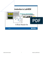 61743552 Introduction to LabVIEW 8 6 in 6 Hours