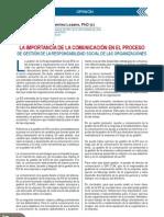 Lec-comp-9na sem-La importancia de la comunicación en el proceso de gestión de la RS