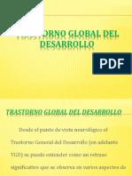 Trastorno Global Del Desarrollo