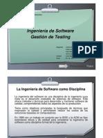 34553 Gestion de Testing