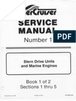 Mercruiser Service Manual _1 1963- 1973 All Engines and Drives