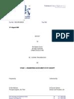dDrive Transmission Report