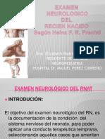 Examen Neulogico Rn I