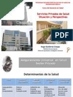 Servicios Priva Dos de Salud Peru