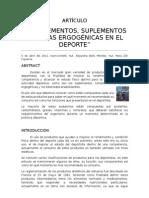 Articulo [1].Deportista