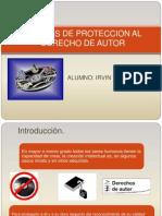 Normas de Proteccion Al Derecho de Autor