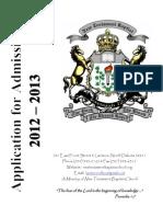2012-2013 reg form