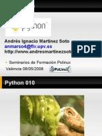 Python Orientacion Objetos Polinux