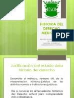 Historia Del Derecho Mexicano