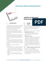 PPN1(Joints) in Precast Conc Buildings