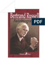 Bertrand Russell - Autobiografia - Infancia