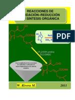 Reacciones de Oxidacion Reduccion en Sintesis Organica IV