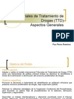 TTD. Aspectos Generales. Mayo 2012
