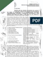 Acta Circunstanciada CSA OAX Dtto 10