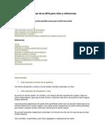 Resumen Manual APA