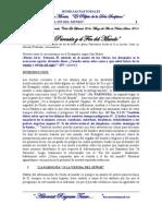 MONTES, Iván - La Parousia y El Fin Del Mundo