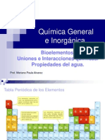 (1)Química general, propiedades del agua (Mariana 2012)