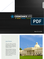 Cognizance Brochure