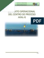 Contexto Operacional Akal-G Formato