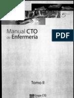 manual cto de enfermería - tomo ii ( 5ª edicion )