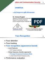 08 Biometrics Lecture 8 Part3 2009-11-09