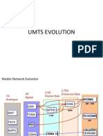 01-UMTS Evolution & QoS
