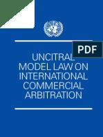 Uncitral Law