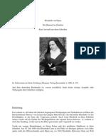 Elisabeth Von Dijon Der Himmel Im Glauben