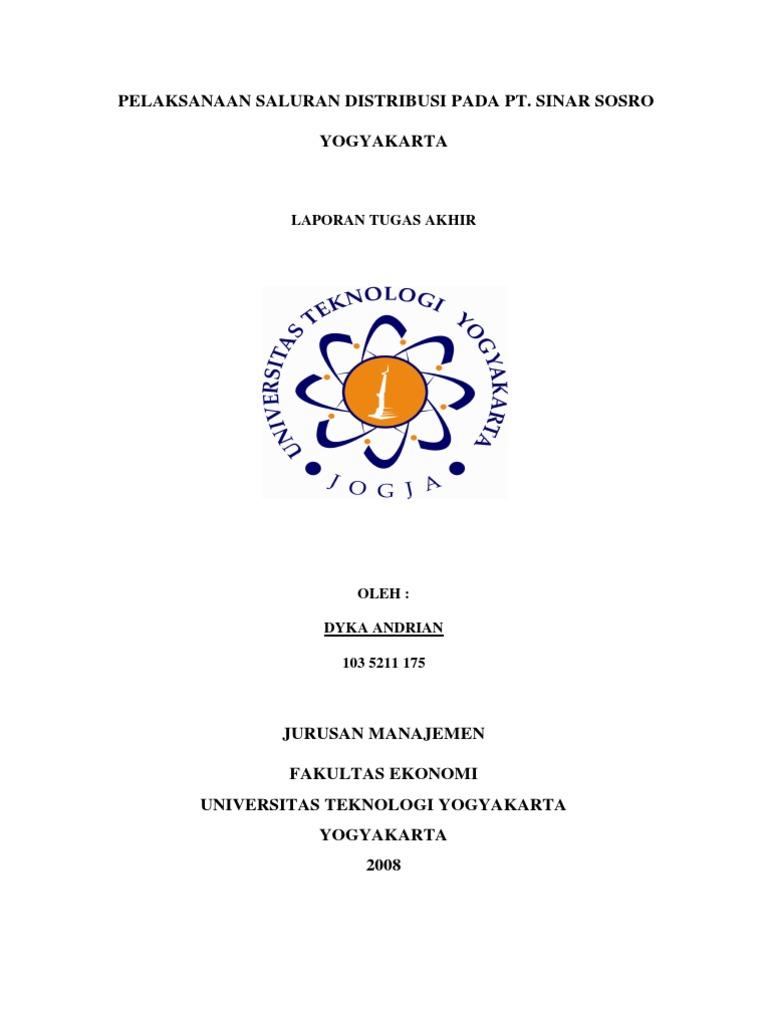 Contoh Karya Ilmiah Fakultas Ekonomi Manajemen Download Gambar