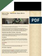 MASSIVE VOODOO_ Step by Step - Salamander