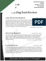 Ron Villano Book Reviews