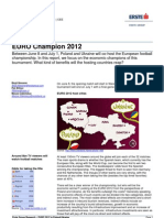 Erste Bank Research Euro 2012