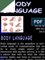 30441687 Body Language Ppt