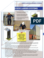 Vertic Access Ladder Systems